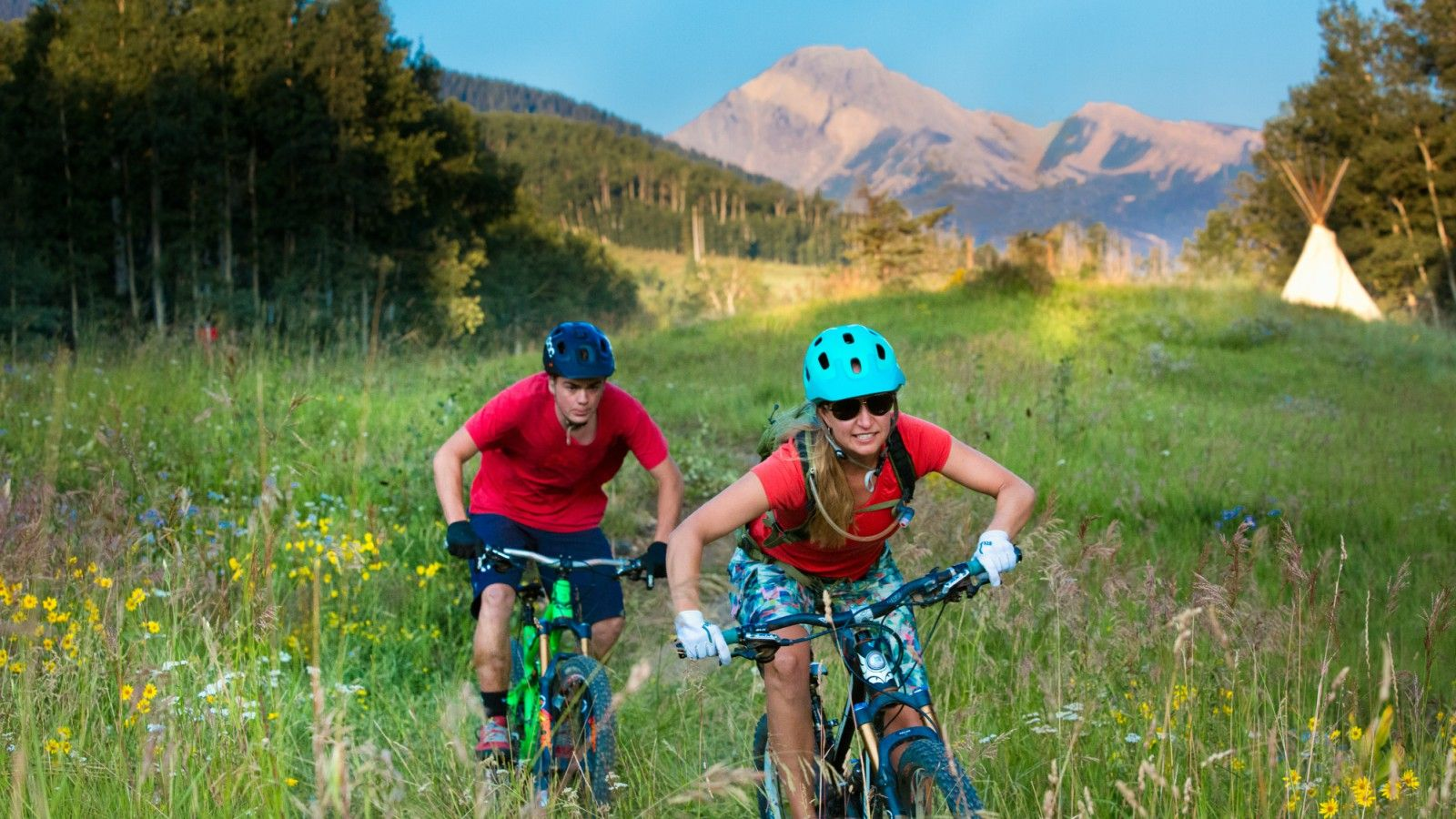 Four Mountain Sports - Biking